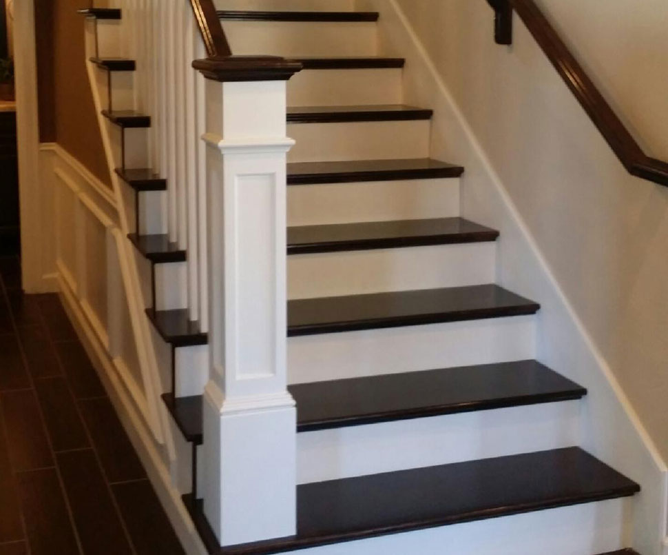 Solid Wood Treads